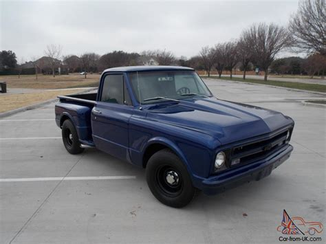 C10 Bed by 1967 Chevy C10 Step Side Bed Up Truck