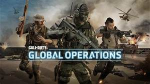 New Call Of Duty Global Operations Mobile Game Available