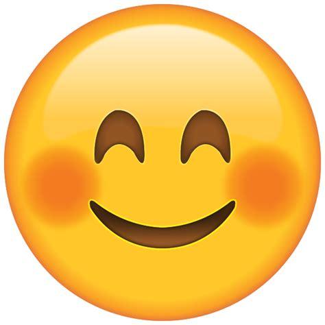 smiling face emoji  blushed cheeks emoji island