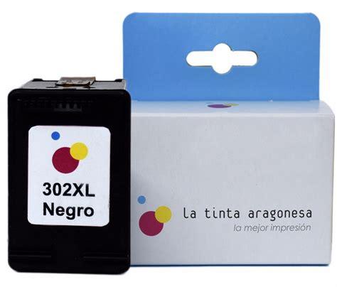 cartucho tinta hp 302xl cartucho de tinta reciclado hp 302xl negro de alta
