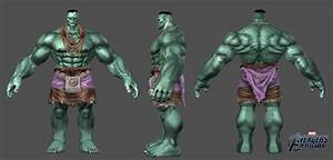 AVENGERS INITIATIVE: Costume Concepts For Hulk