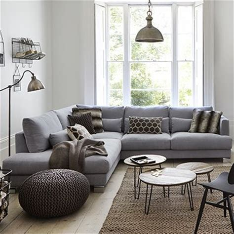 brandon set  corner group rhf corner sofas living