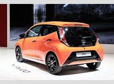 New Toyota Aygo Tells You to