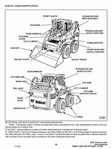 Bobcat S205 Turbo  S205 Turbo Hf Loaders Service Manual