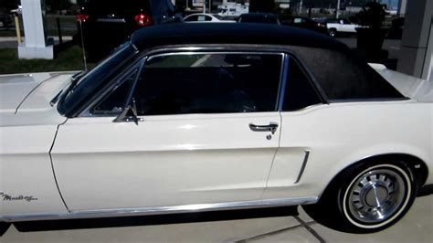 wimbledon white  ford mustang    trans sold