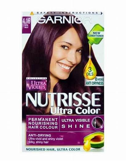 Garnier Hair Violet Permanent Nutrisse Purple Dye