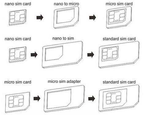 nano sim karten cutter stanzer schneider  adapter nano