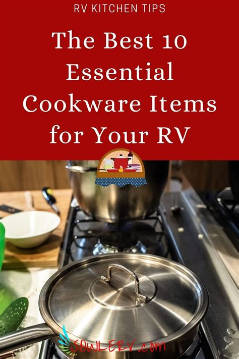 rv sowlerv cookware