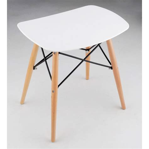 chaise dsw charles eames tabouret style eames dsw en bois drawer