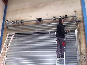 Depannage Et Reparation Rideaux Metallique Et Grilles Sur