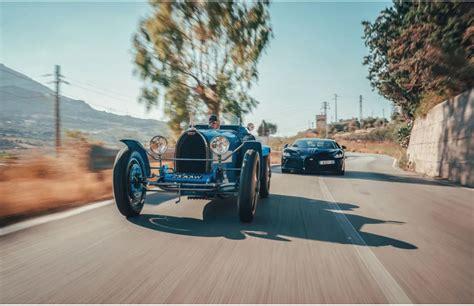 Bugatti Type 35 Vs Bugatti Divo - El124   Bugatti, Carros ...
