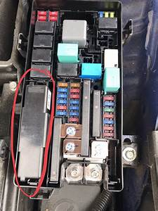 Engine Fuse Box Item What Is This