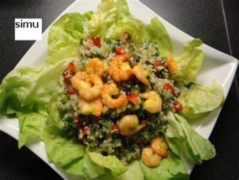 couscous salat mit crevetten rezept mit bild kochbarde