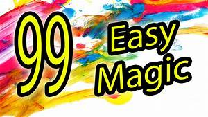 99 Easy magic Tricks to do at home | FunnyCat.TV