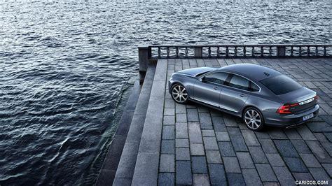 2017 Volvo S90 (Color: Osmium Grey) - Top | HD Wallpaper #6