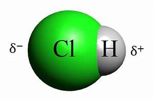 Difference Between Hydrogen Chloride and Hydrochloric Acid ...