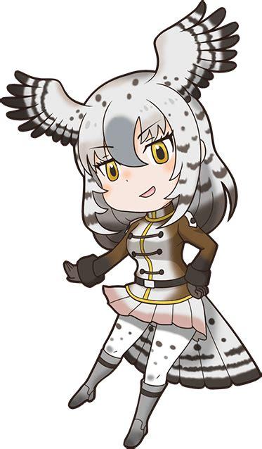 martial eagle japari library  kemono friends wiki