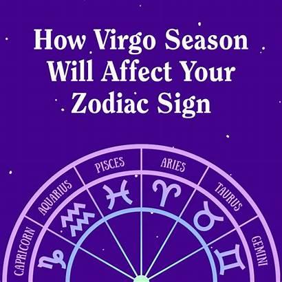 Zodiac Virgo Season Affect Astrology Signs Does