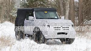2021 Ford Bronco Could Get 7