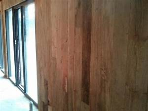 Barn wood paneling the faux board best house design for Barnwood siding prices