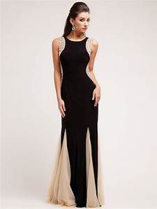 a black tie affair evening dress hallowedding With dress for black tie wedding