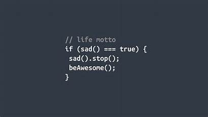 Programming Language Code Desktop Minimalism Wallpapers Backgrounds