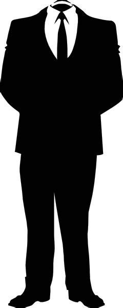 business suit png anonymous business suit clip at clker vector