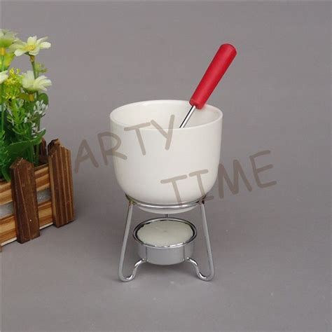 fondue mini recipe cup cheese chocolate person aliexpress cake
