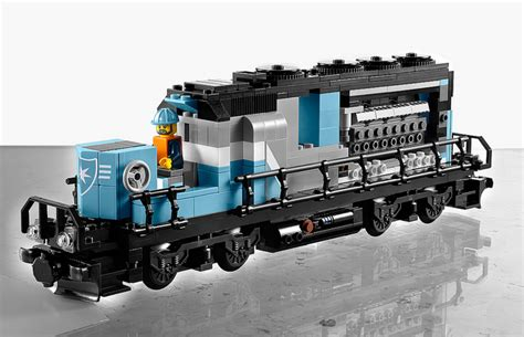 Image  10219 Maersk Train 2jpg  Brickipedia Fandom