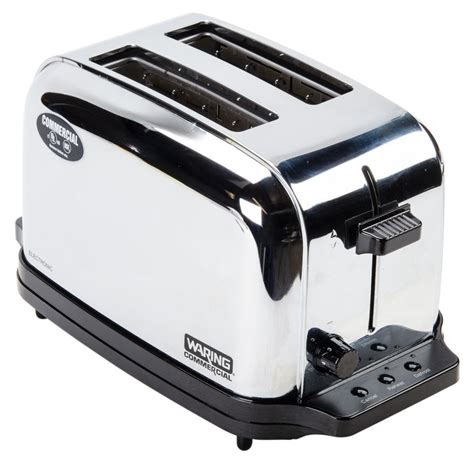 Toaster Photo by Waring Wct702 2 Slice Commercial Toaster Nsf