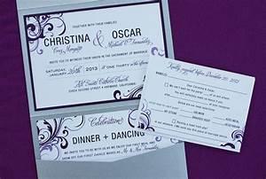 modern wedding invitation borders google search quartz With landscape pocket wedding invitations