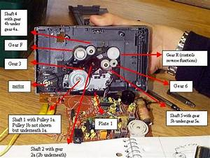 2 972 How Tape Player Drive System Works