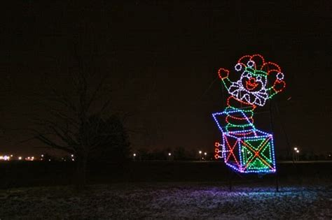 toronto fun places downsview park christmas lights 2013