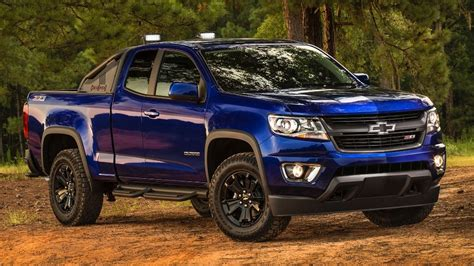 chevrolet colorado  trail boss   outdoor enthusiast