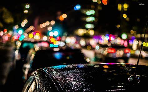 City Lights Backgrounds