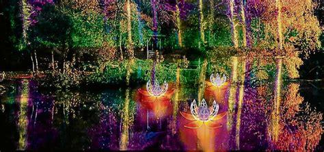 Botanischer Garten Berlin Festival Of Lights by Ein Lichter M 228 Rchen F 252 R Die Sinne Berliner Abendblatt