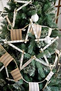 Christmas, Tree, Garland, Diy, To, Give, Your, Tree, A, Rustic, Farmhouse, Look