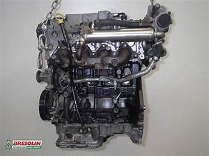 Spare Parts Engine Opel Astra H 07