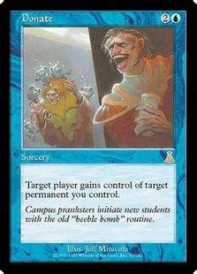 what s the most disgustingly powerful magic deck you can