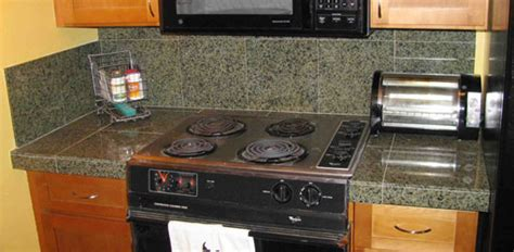 how to install a granite tile countertop today s homeowner