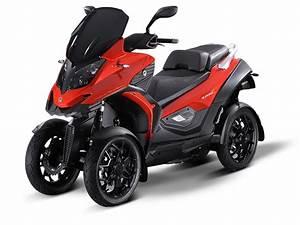 Permis B Moto : le scooter quadro 4 peut d sormais tre conduit en suisse avec le permis b le ~ Maxctalentgroup.com Avis de Voitures