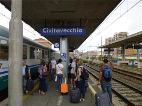 Travelling From Civitavecchia Train Station To Civitavecchia Cruise Port U2013 Photo Guide   Cruise ...