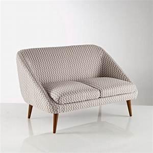 Coup de le petit canape vintage semeon joli place for Petit canapé confortable