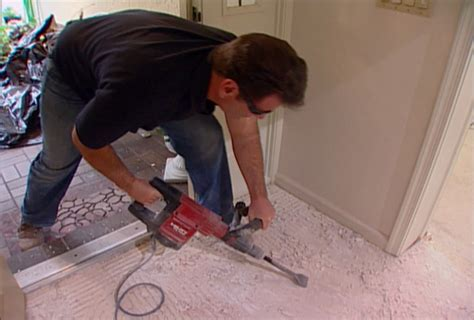 how to install tile flooring how tos diy