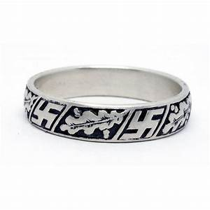 ww2 swastika wedding ring for sell With civil wedding rings