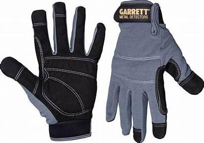 Gloves Garrett Detecting Rukavice Metal Glove Lovecpokladu