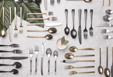 flatware sets silverware brands gold wayfair agave kitchen