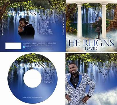 Cd Christian Designs David Reigns He Imole