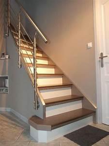 customiser un escalier en bois meilleures images d With peindre rampe escalier bois 13 le design des escaliers contemporains bricobistro