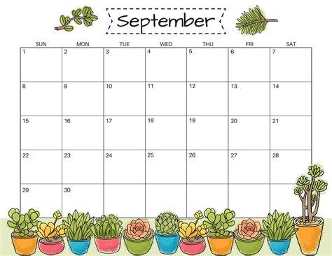 cute september  calendar wallpaper images magic